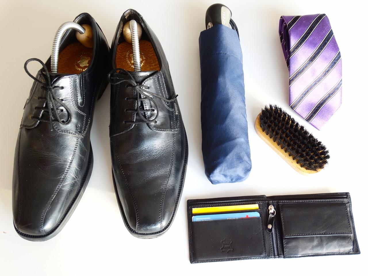 Gepflegte Berufskleidung