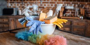 Zeit sparen beim Putzen
